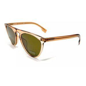 Burberry Men's Brown Pilot Sunglasses!